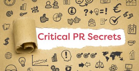 Three Critical PR Secrets