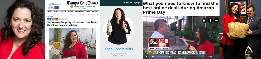Meet Theo Prodromitis, Speaker, Author, CEO, Amazon Marketing Strategist