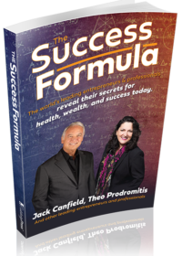 The Success Formula Book Cover Theo Prodromitis